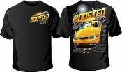 BoostedGT  T-Shirt Black