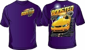 BoostedGT T-Shirt Purple
