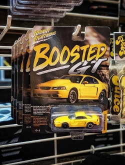 BoostedGT Diecast Car